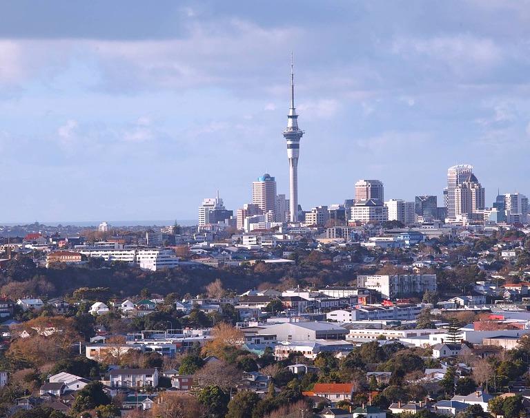 New Zealand Pixabay